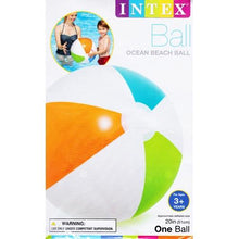 "20"" Beach Ball (Classic or Polka Dot) with Free Local Delivery in Champaign & Vermilion County IL."