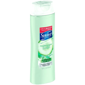 Suave Cucumber Agave Smash Body Wash (15 fl. oz.)