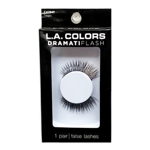 L.A. Colors DramatiFlash Eyelashes - Tinsel C42841 (1 Pair)