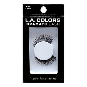 L.A. Colors DramatiFlash Eyelashes - Glimmer C42843 (1 Pair)