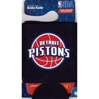 Detroit Pistons Kolder Kaddy Can Holder (Keeps Cans & Bottles Cold) with Free Local Delivery in Champaign & Vermilion County IL.