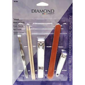 Nail Care Manicure Set (7-Piece)