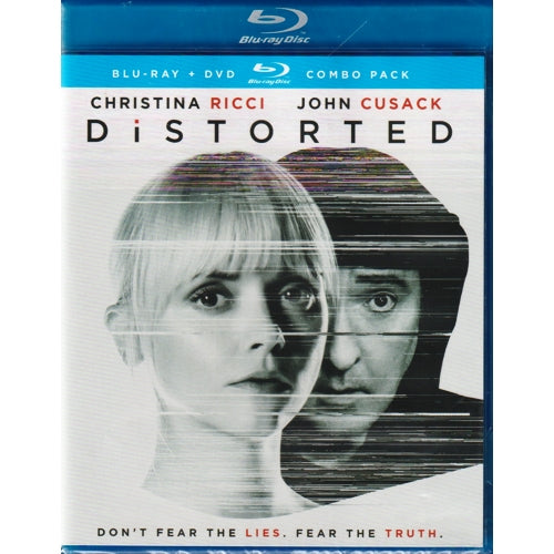 Distorted (Blu-Ray Disc + DVD Combo Pack)