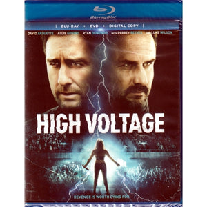 High Voltage (Blu-Ray Disc + DVD + Digital HD Combo)