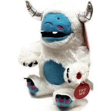 "Animated Musical Singing and Dancing Yeti (10"")"