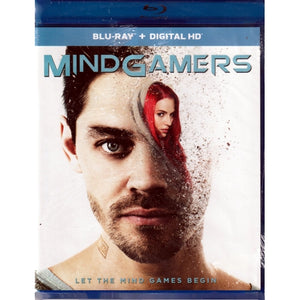 MindGamers (Blu-Ray Disc + Digital HD)