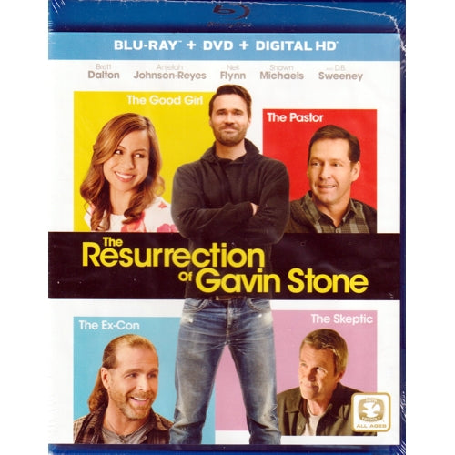 The Resurrection of Gavin Stone (Blu-Ray Disc + DVD + Digital HD Combo)