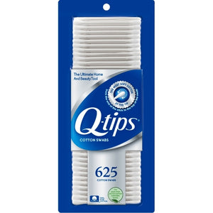 Q-tips Cotton Swabs (625 Pack)