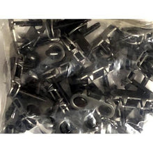 Size 1 Bolt Plate Conveyor Belt Fasteners - System MS with Nuts & Nails (Box of 25 Sets) with Free Local Delivery in Champaign & Vermilion County IL.