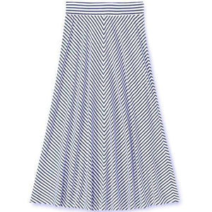Chevron Striped Maxi Long Skirt (Girl's Size Small - 6/6X) 20% to 80% Off at DollarFanatic.com America's Online Dollar Store