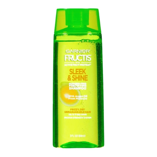 Garnier Fructis Sleek & Shine Fortifying Shampoo with Active Fruit Protein (3 fl. oz.) Travel Size