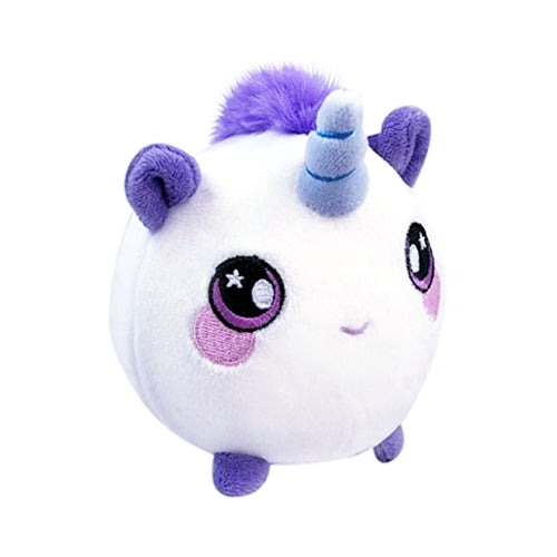 Squeezamals Scented Foam Pet - Uma Unicorn (3.5