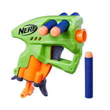Nerf Nanofire Blaster with 3 Elite Darts (Compact Size) Select Color
