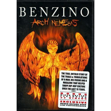 Benzino - Arch Nemesis Documentary (DVD Set)