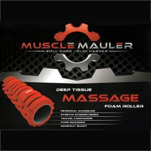 Muscle Mauler Deep Tissue Massage Foam Roller 20% to 80% Off at DollarFanatic.com America's Online Dollar Store