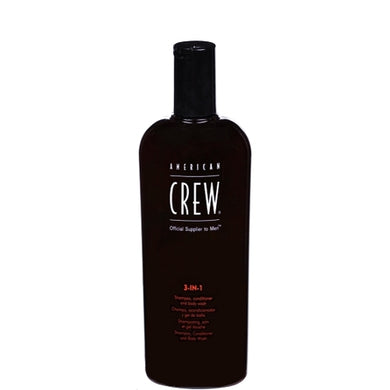 American Crew 3-in-1 Shampoo Conditioner & Body Wash (3.3 fl. oz.)