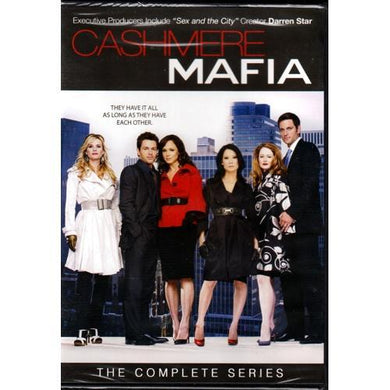Cashmere Mafia - The Complete Series (2-DVD Set)