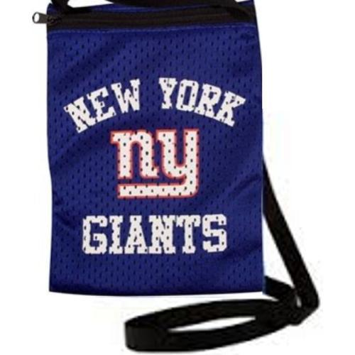 New York Giants Game Day Pouch with Shoulder Strap with Free Local Delivery in Champaign & Vermilion County IL.