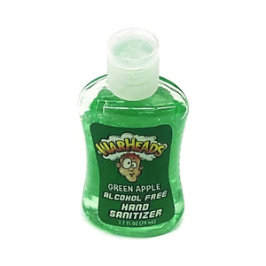 WarHeads Alcohol-Free Hand Sanitizer (2.7 fl. oz.) Select Scent