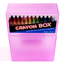 It's Academic Crayon Storage Box (Select Color)