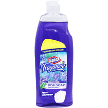 Clorox Fraganzia Bleach Free Dishwashing Liquid Soap (20 fl. oz.) Select Scent