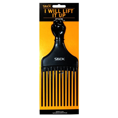 Sleek Style Pick (1 Pack) I Will Lift It Up