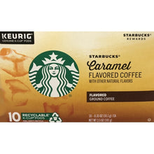 Starbucks Ground Coffee K-Cup Pods (10 Count) Select Flavor