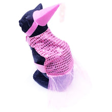 Pink Princess Halloween Pet Costume Set (Select Size)