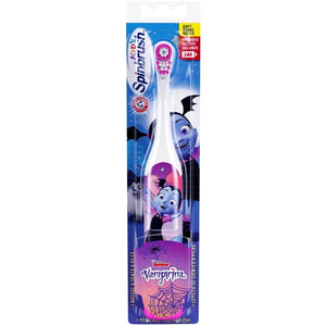 Arm & Hammer Spinbrush Powered Toothbrush - Vampirina (Includes AAA Alkaline Batteries)