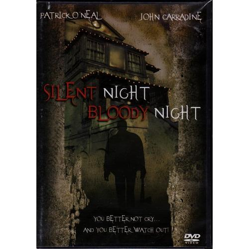 Silent Night Bloody Night (Horror Spectacular DVD) Starring: Patrick O'Neal, John Carradine with Free Local Delivery in Champaign & Vermilion County IL.