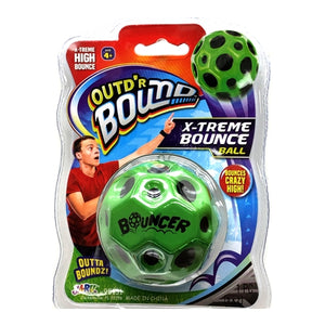 Outd'r Bound X-Treme Bounce Ball (Select Color) X-Treme High Bounce