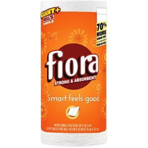 Fiora Giant Plus Paper Towel Roll (Strong & Absorbent)