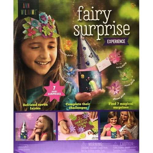 Fairy Surprise Experience (229-piece Craft Kit)