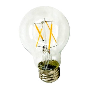 TW Lighting 5 Watt Dimmable LED Filament Light Bulb - Warm White (40W Equiv.)