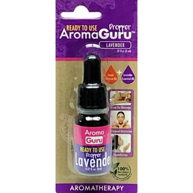Aromatherapy Essential Oil Dropper - Lavender (0.27 fl. oz.) Ready To Use