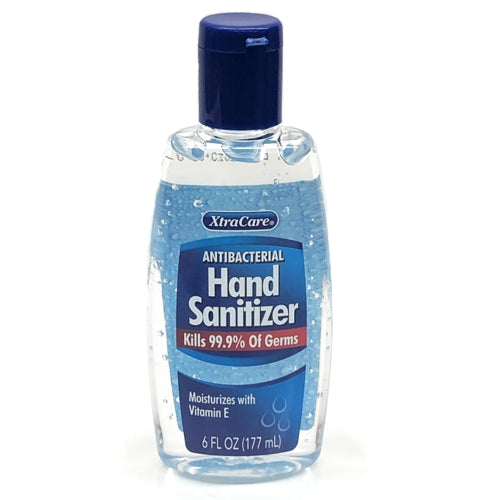XtraCare Antibacterial Hand Sanitizer (6 fl. oz.) Kills 99.9% of Germs