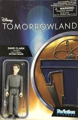 Disney Tomorrowland Dave Clark ReAction Figure 20% to 80% Off at DollarFanatic.com America's Online Dollar Store