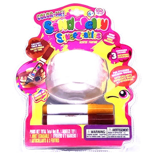 Color-Me Scented Squeezables Super Soft Squishy Toy - Stack of Pancakes (Includes 1 Matching Sticker & 3 Markers)