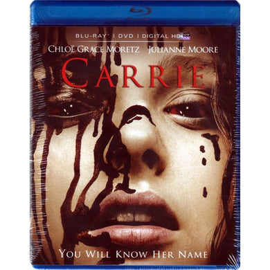 Carrie (Blu-Ray Disc + DVD + Digital HD Set)
