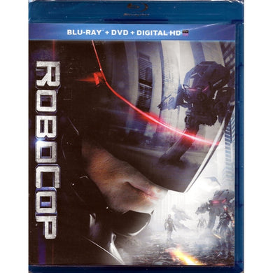 Robocop (Blu-Ray Disc + DVD + Digital HD Set)