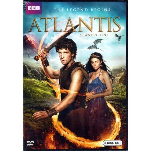 Atlantis - Season One (3-DVD Disc Set)