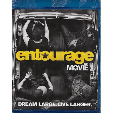 Entourage The Movie (Blu-Ray Disc)
