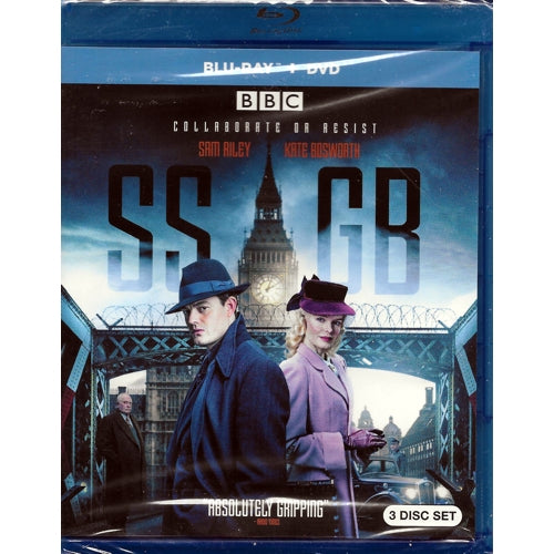 SSGB (Blu-Ray Disc + DVD) 3-Disc Set