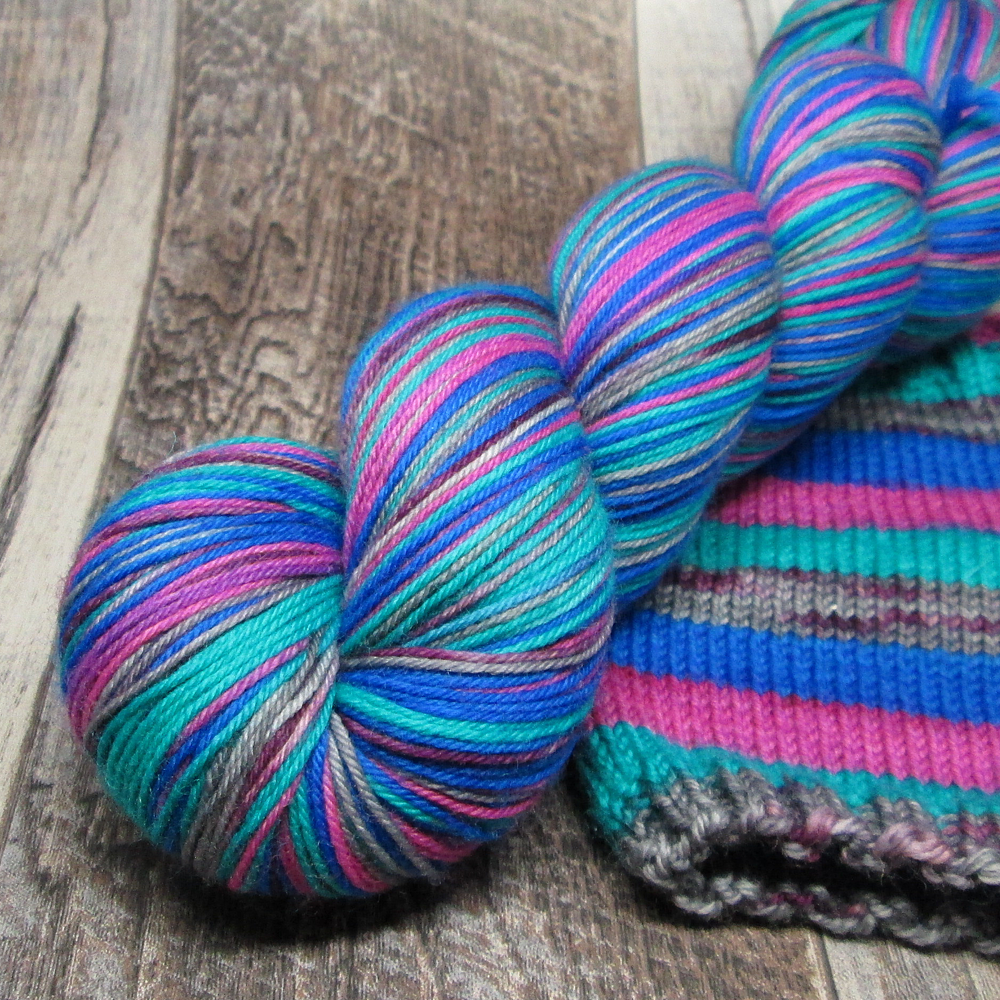 Atlantean Garden, Super Sock