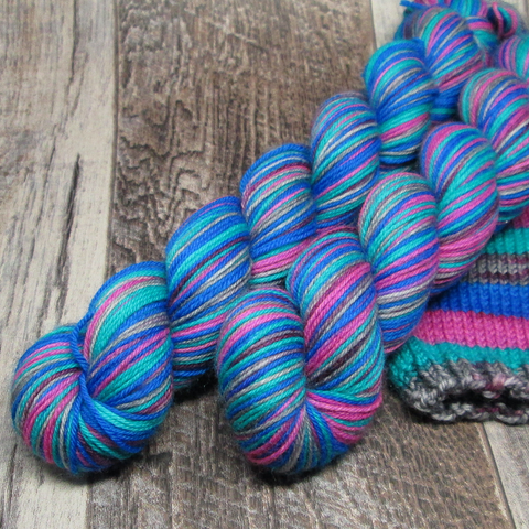 Atlantean Garden, Matchy Matchy Super Sock
