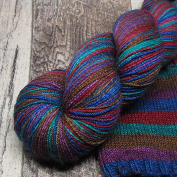 Creekside Cabin, Super Sock