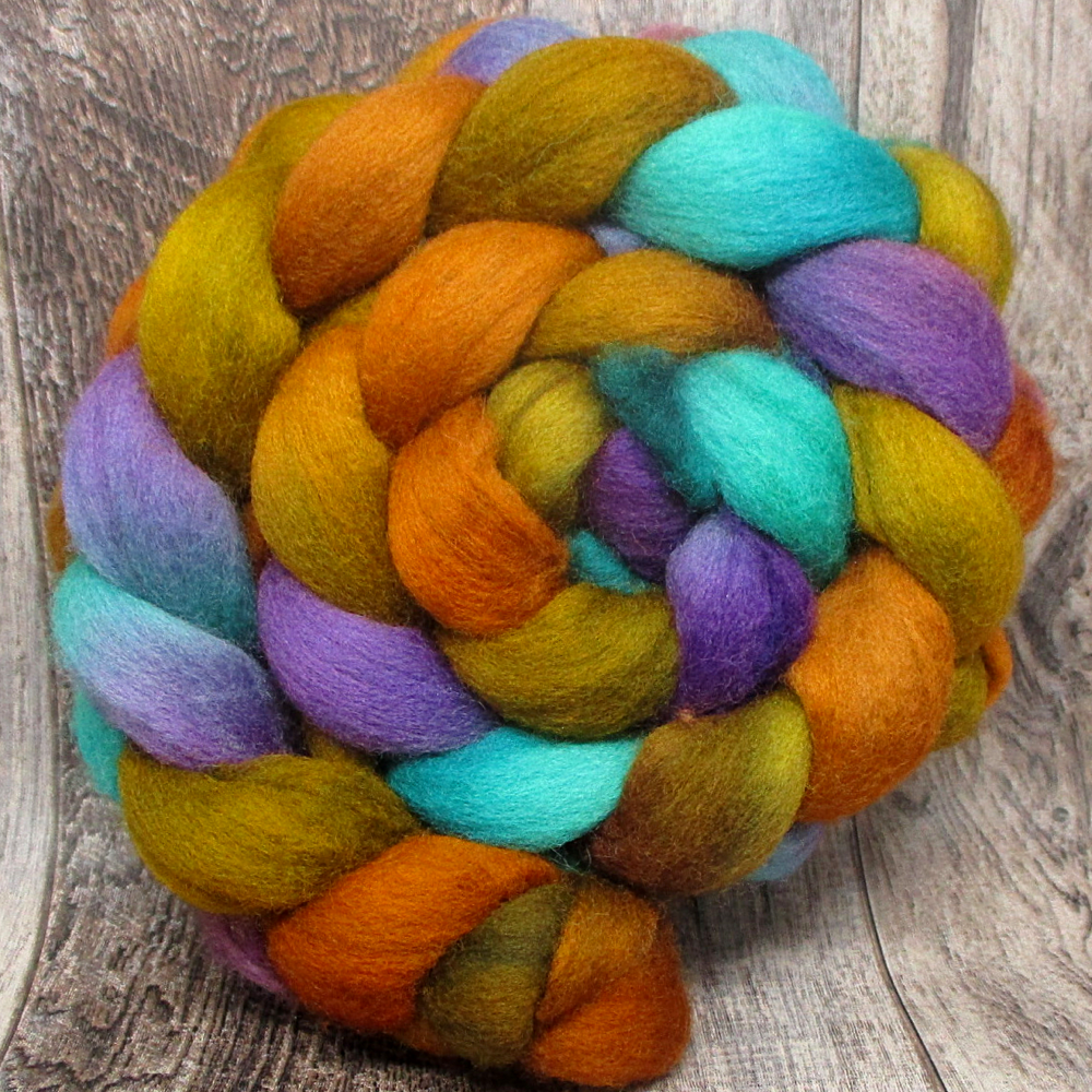 Harvest Moon -- 100% Polwarth Wool, 4 oz
