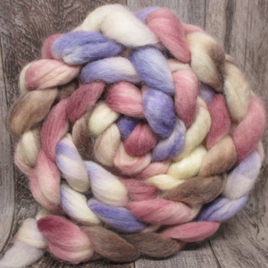 Magnolia -- Superwash BFL/Nylon Fiber