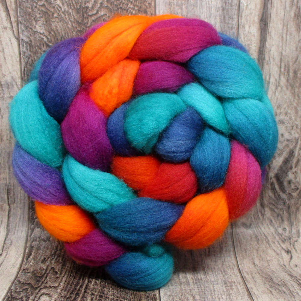 Mischievous -- 100% Polwarth Wool