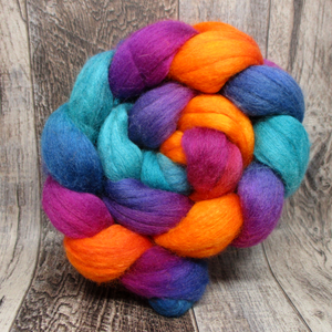 Mischievous -- 75/25 Polwarth/Silk